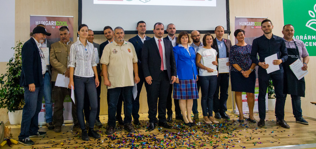 Jól szerepeltünk a SPAR Magyarország termékinnovációs versenyén
